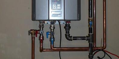 Salt-based Water Softeners