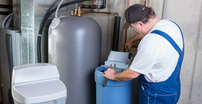 Water Softener Replacement